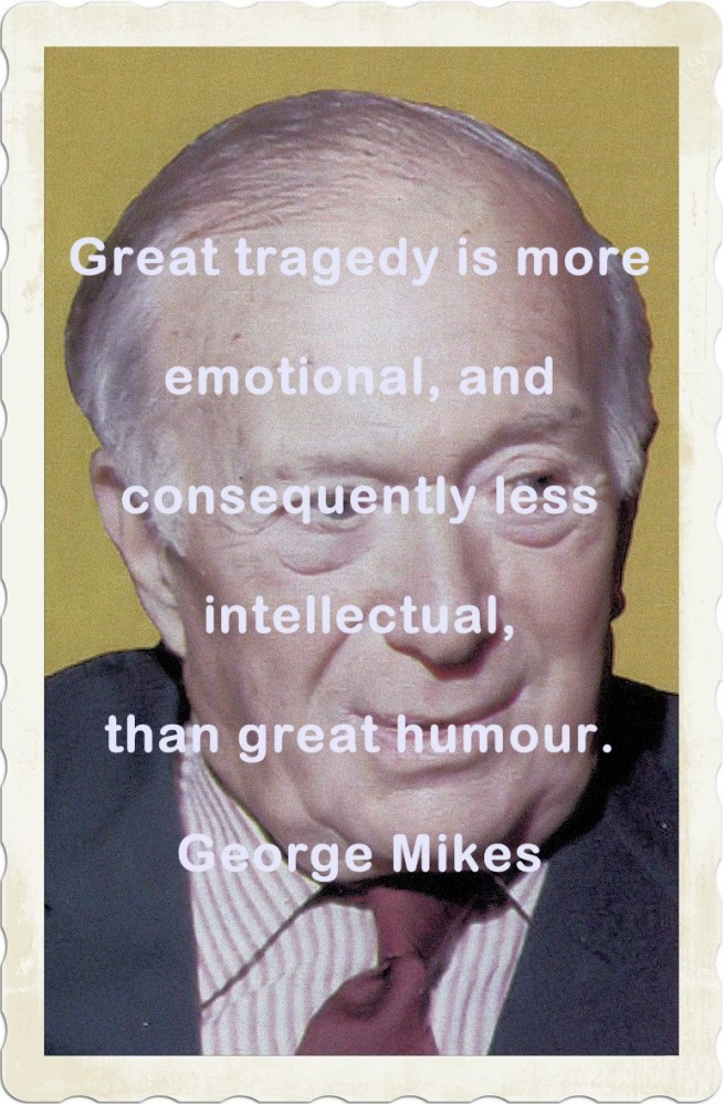 George Mikes quotes and aphorisms