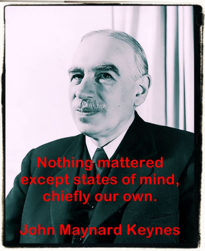 John Mainard Keynes aphorisms and quotes