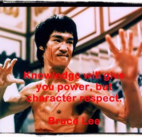 Bruce Lee Quotations
