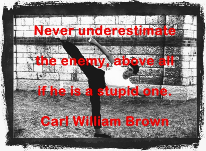 Carl William Brown Quotes and aphorisms