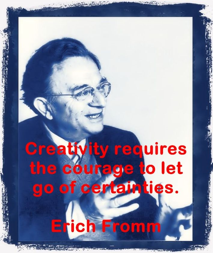 Eric Fromm great quotes and aphorisms