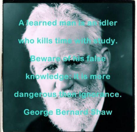 George Bernard Shaw Quotations (Part 1)