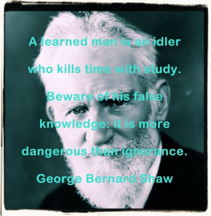 George Bernard Shaw Quotations (Part 1)