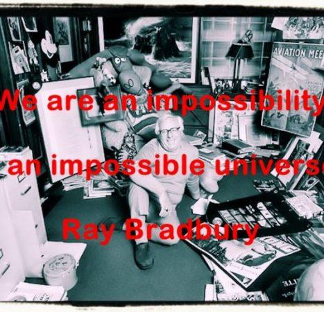 Ray Douglas Bradbury Quotations