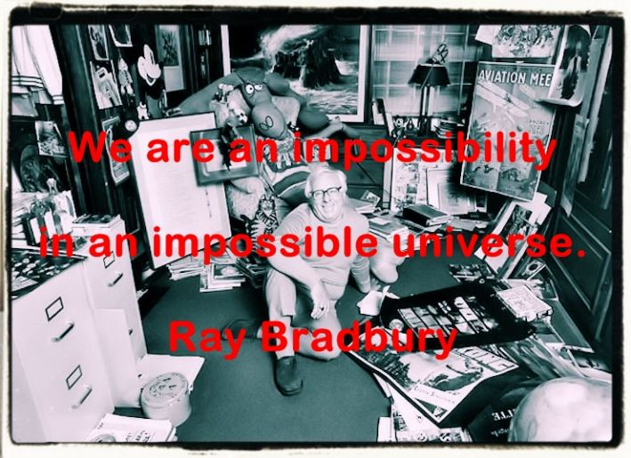 Ray Douglas Bradbury Quotations