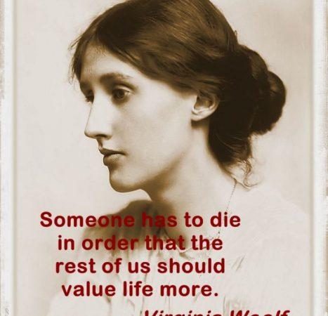 Virginia Woolf Quotations (Part 1)