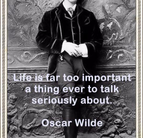 Oscar Wilde  Quotations (Part 4)