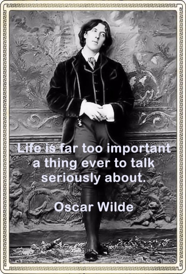 Oscar Wilde  Quotations (Part 4)