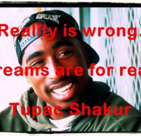 Tupac Shakur Quotations
