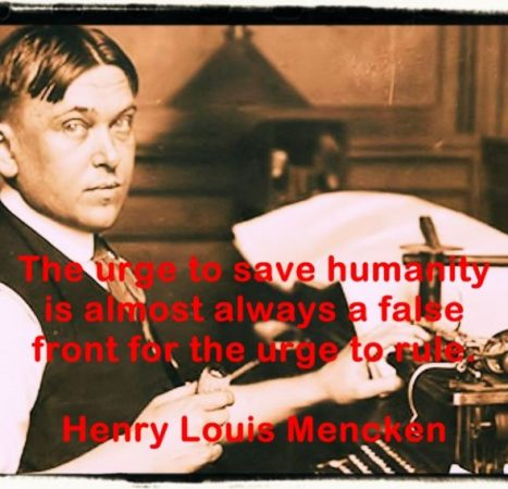 Henry Louis Mencken Famous Quotes