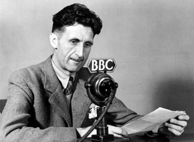 George Orwell on BBC