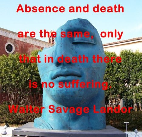 Quotes on Absence