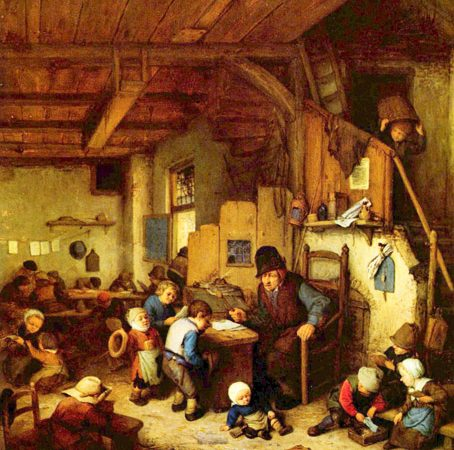 Letter from the Schoolmaster