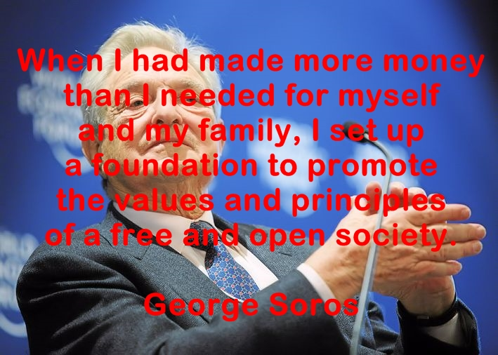 George Soros quotes, aphorisms and the open society