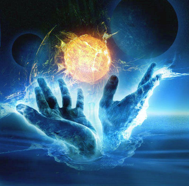 World Power Separation Illusion