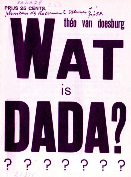 Dadaism Disgust
