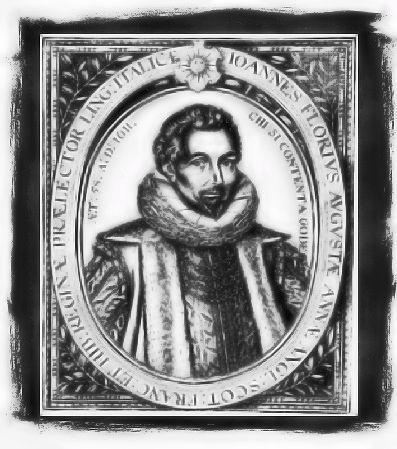 John Florio Portrait