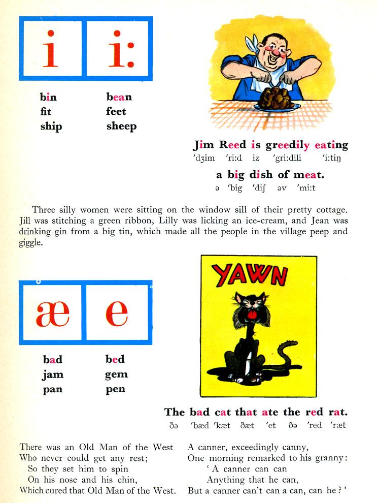 Phonetic Symbols and Grammar