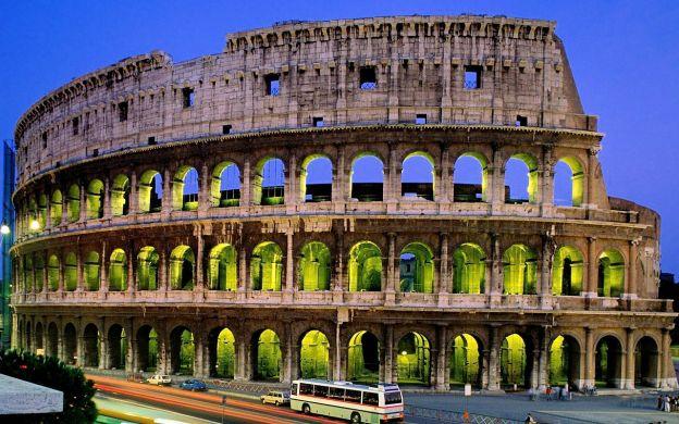 Ancient Italian Architecture in English