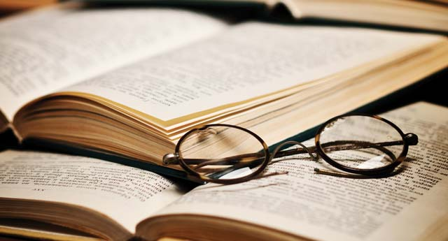 Short glossary of literary terms