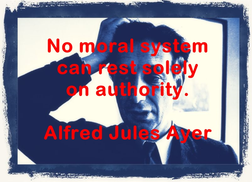 Alfred Jules Ayer quotes and philosophy