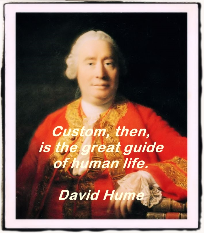 David Hume ideas and reflections