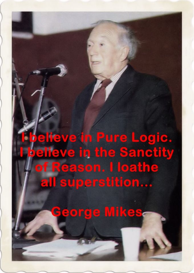 George Mikes reflections and thoughts