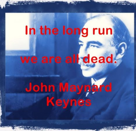 John Mainard Keynes Thoughts