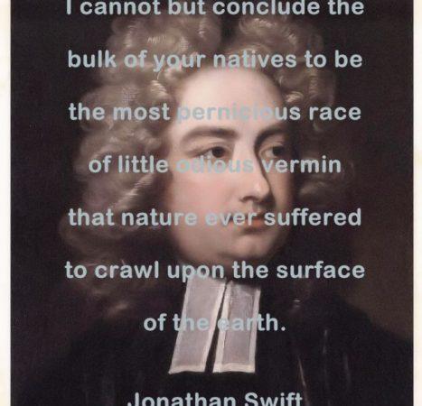 Jonathan Swift reflections