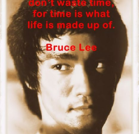 Bruce Lee reflections