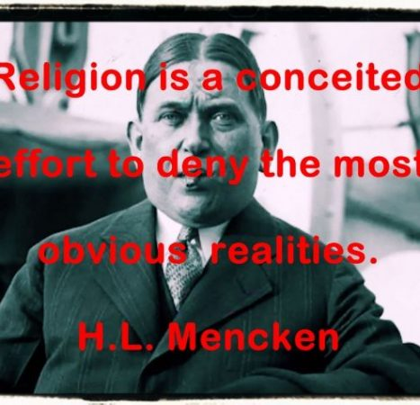 Mencken quotes and aphorisms
