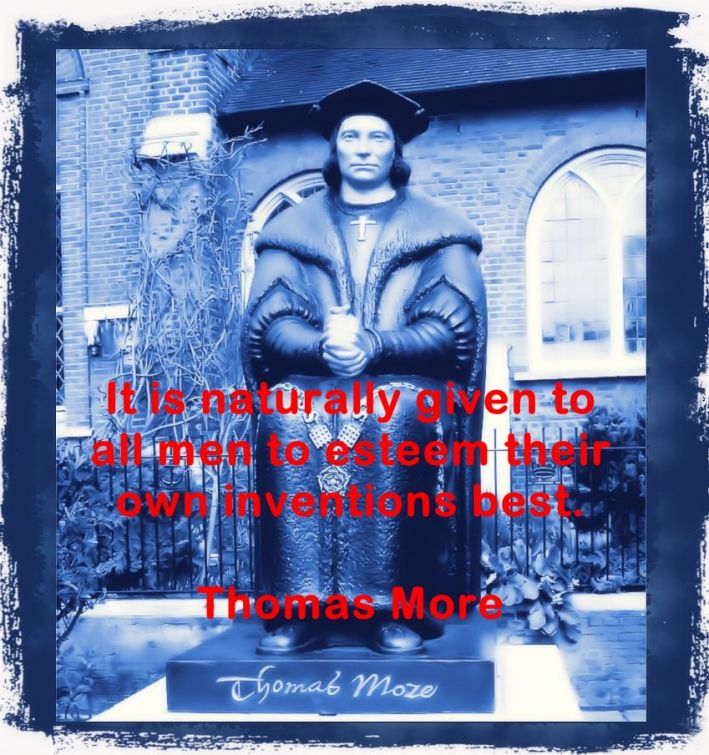 Thomas More thoughts