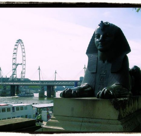 City guides around London.