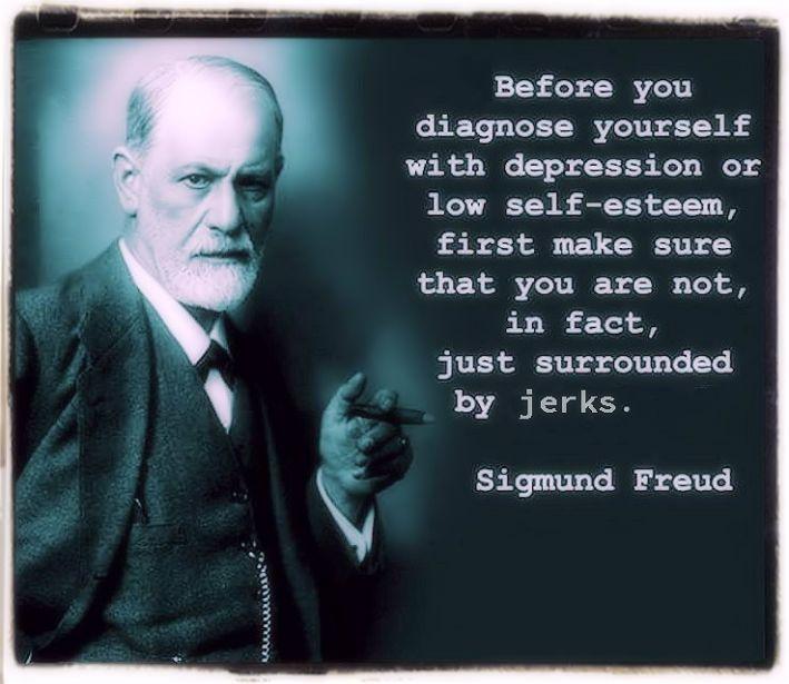 Sigmund Freud Quotations