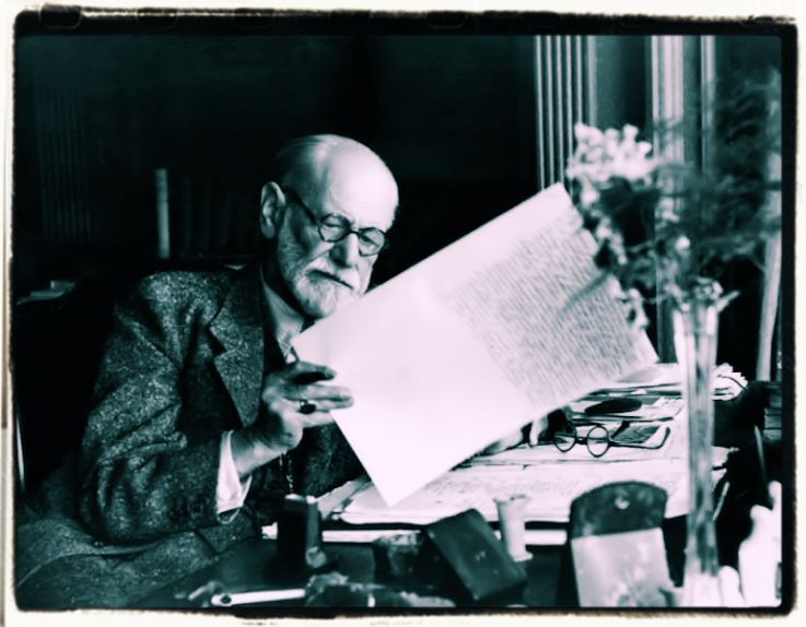 Sigmund Freud quotes and aphorisms