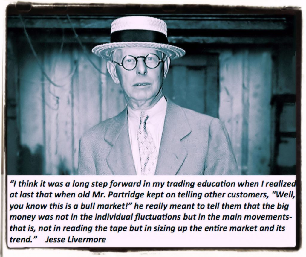 50 Famous quotes by the great trader Jesse Livermore
