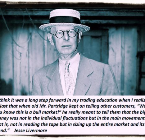 50 Famous Quotes by Jesse Livermore