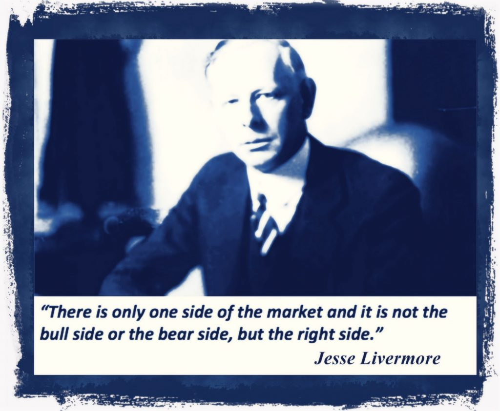 The Wisdom of Jesse Livermore a great trader