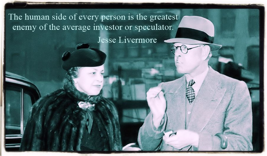 Jesse Livermore 21 Trading Rules
