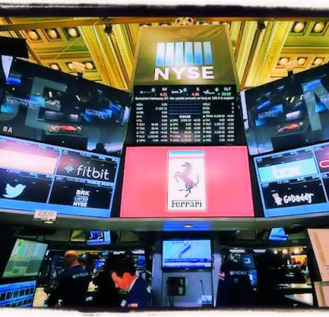 Stocks analysis dictionary