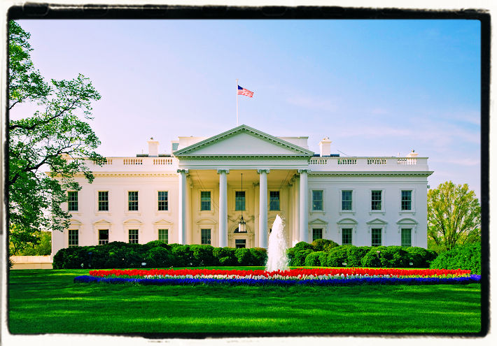 American White House District of Columbia