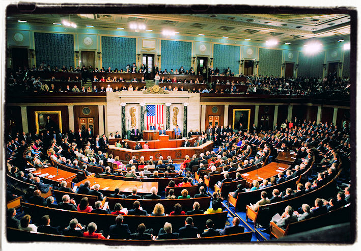 Joint Session of the American Congress