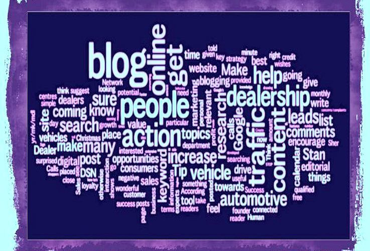 Blogs. bloggers and new blogging strategy