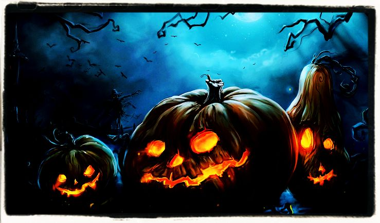 Halloween Magick Pumkins