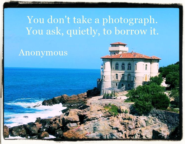Quotes and aphorisms on photography
