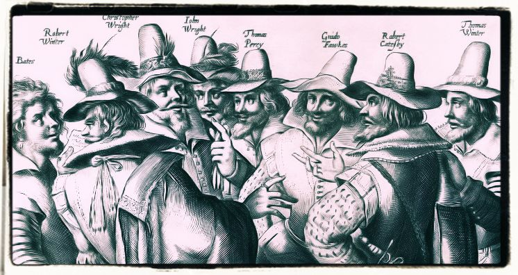 Guy Fawkes story