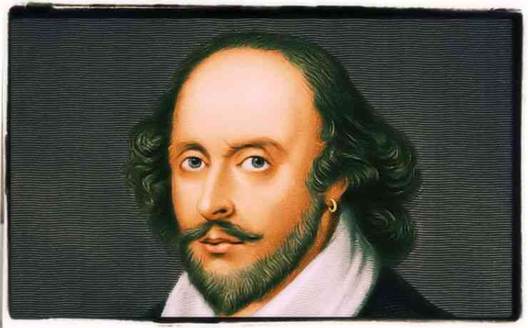 William Shakespeare possible portrait