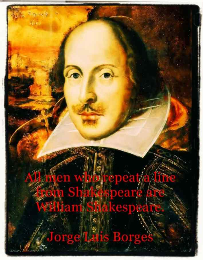 William Shakespeare short quotes dictionary