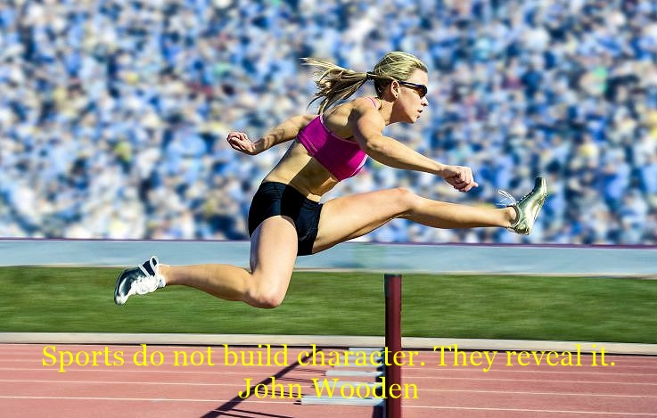 Sports quotes and aphorisms on athletes