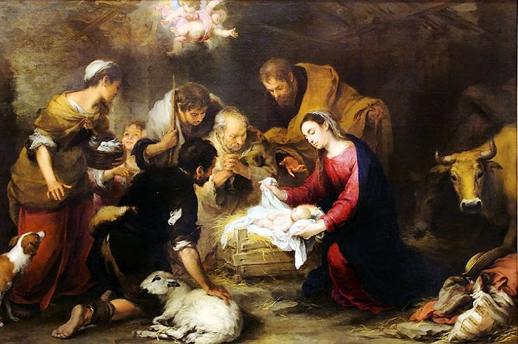 Christmas is the celebration of the birth of Jesus.
